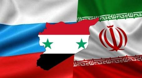 الاتفاق العسكري الأخير بين السلطة السورية وإيران هل باركته روسيا؟