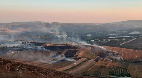إسرائيل تقصف مواقع لحزب الله في لبنان