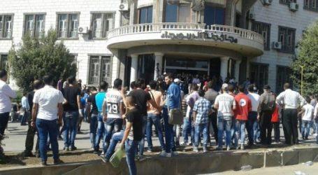 السويداء عطشى والطلاب يطالبون بتأجيل امتحاناتهم الجامعية خوفا من كورونا
