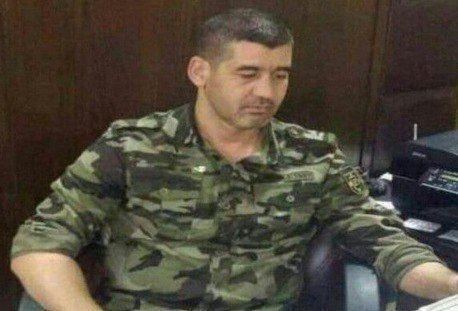 """المقدم """"محمد العيسى"""" مدير مكتب امن الرابعة"""