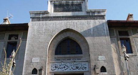 كورونا توثق أرقام صادمة لوفيات وإصابات جامعة دمشق