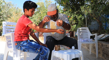 تجبير الكسور مهنة شعبية مزدهرة في ريف حلب وتنافس الطب الحديث