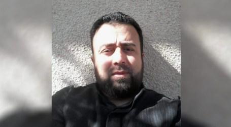 رامي الخطيب إعلامي يودع درعا على إثر اغتياله