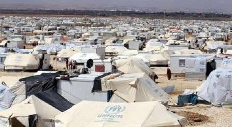 الأردن تبدأ بتطعيم اللاجئين في مخيم الزعتري ضد فيروس كورونا