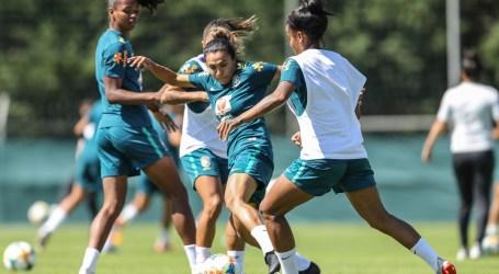 ببغاء يقف على رأس لاعبة كرة قدم في البرازيل ويوقف التدريبات