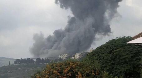 انفجار في مركز تابع لحزب الله في لبنان وغموض حول الحادثة