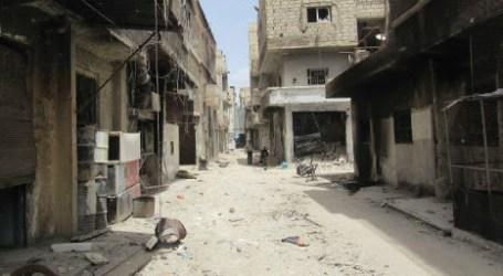 """حي التضامن يشهد عودة تدريجية للأهالي الحاصلين على """"موافقات أمنية"""""""