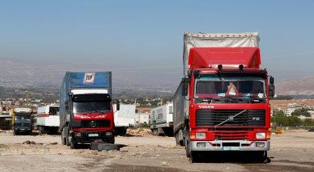 السعودية وبعد سنوات من المنع تسمح بدخول الشاحنات السورية إلى أراضيها عبر الأردن