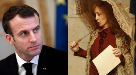 فيروز وماكرون لقاء مطّول والرئيس الفرنسي يقدم تعهدات
