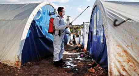 شمال غرب سوريا يسجل أول وفاة لطفل بفيروس كورونا