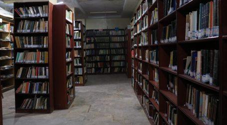مكتبات المراكز الثقافية في إدلب بين التخريب ومحاولات إعادة ترميمها
