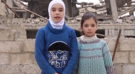إينار طفلة سورية مرشحة لجائزة السلام الدولية