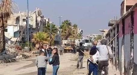 اعتقال 40 شابا من أبناء جنوب دمشق قدموا طلبات للعودة إلى منازلهم