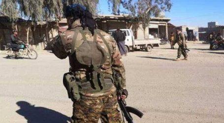فرار عناصر من قوات السلطة السورية إلى مناطق قسد في الرقة