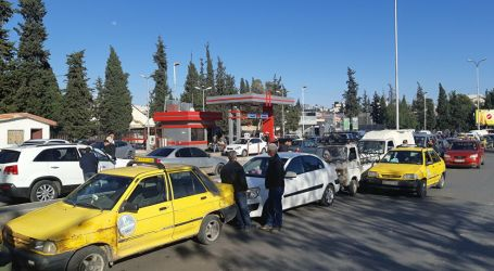 السلطة السورية ترفع سعر البنزين والغاز المنزلي
