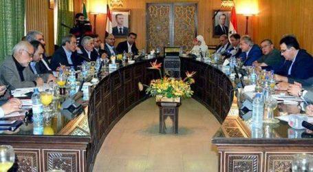مباحثات بين إيران وسوريا لتفعيل تجارة المقايضة