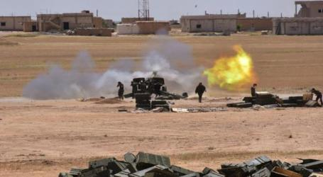 """بعد مهاجمتهم في دير الزور وحلب.. """"داعش"""" يشتبك مع الميليشيات الإيرانية في حمص"""