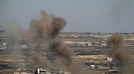 إسرائيل تتحدث عن تدمير موقعين لقوات السلطة في الجولان (فيديو)