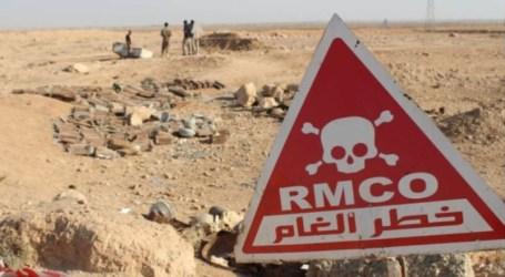 سوريا.. الدفاع المدني يزيل 22 ألف ذخيرة غير منفجرة
