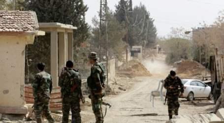 السلطة السورية تشن مداهمات في عربين للبحث عن مطلوبين للخدمة العسكرية
