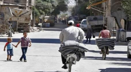 حركة بيع وشراء العقارات تنشط في الغوطة الشرقية.. ما علاقة الميليشيات الإيرانية؟