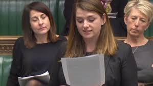 نائبة بريطانية تتحدث عن معاناة السوريين وتبكي