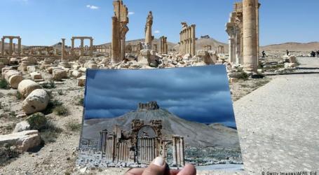 روسيا تبدأ بالتنقيب عن الآثار في تدمر وتدرس مواقع أخرى والسلطة السورية تراقب