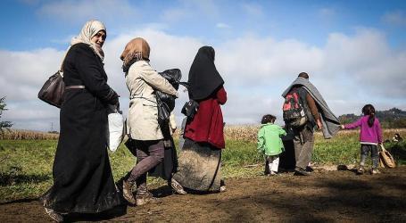 مطالبة أربع دول أوروبية بتوزيع اللاجئين في دول الاتحاد الأوروبي بالعدل