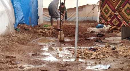 دعوات لمساعدة نازحي شمال غرب سوريا مع حلول فصل الشتاء