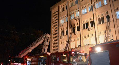 حريق يتسبب بوفاة 10 مرضى بمستشفى لعلاج مرضى كورونا في رومانيا