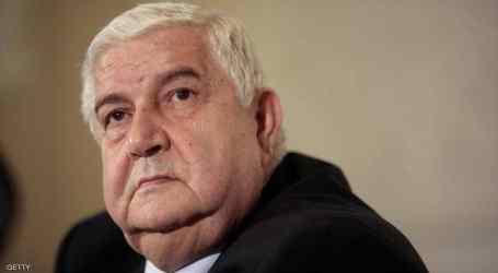 وفاة وزير خارجية السلطة السورية وليد المعلم