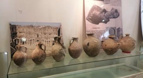سرقة آثار من متحف درعا والسلطة السورية تتكتم