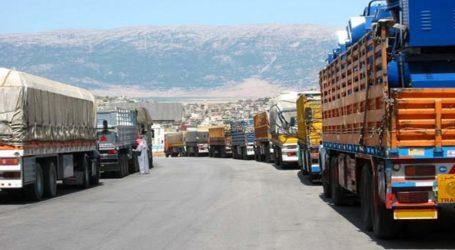 الأردن تمنع عبور الشاحنات السورية دون مبرر والسلطة السورية ستصدر من البحر