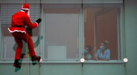 """""""بابا نويل"""" يتسبب في وفاة 23 شخصا في دارٍ لرعاية المسنين"""