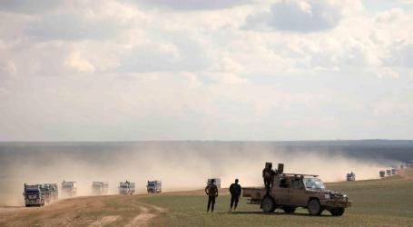 الطائرات الروسة تستمر بمحاولاتها القضاء على داعش في البادية السورية