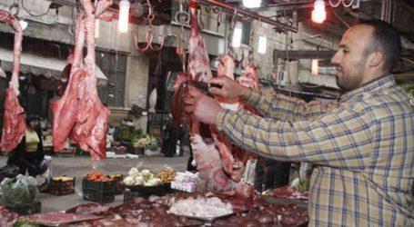 لحامو دمشق يطالبون بتوحيد تسعيرة اللحوم في صالات السورية للتجارة ومحلات الجزارة