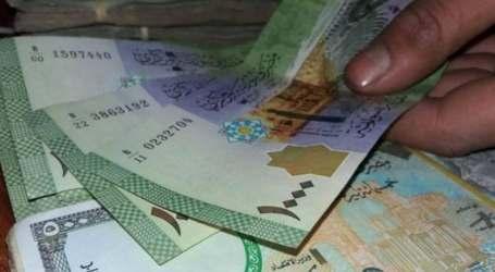 الأسد يصرف منحة مالية بقيمة 50 ألف ليرة ولمرة واحدة فقط