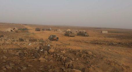 """داعش يهاجم قوات السلطة و""""لواء القدس"""" شرقي سوريا ويوقع خسائر جديدة في صفوفهما"""