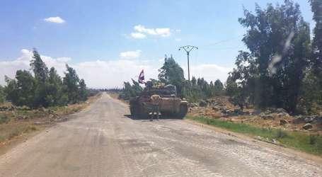 عناصر السلطة السورية يتعاطون المخدرات والحبوب خلال المعارك