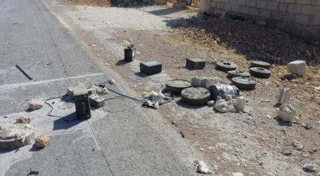 انفجار لغم في درعا يؤدي لسقوط 12 طفلا بين قتيل وجريح