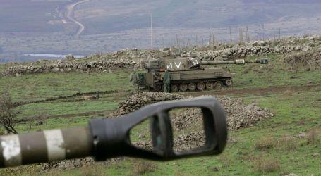 بعد التهديدات الإسرائيلية بحرب مقبلة.. دبابات في طريقها إلى الجولان