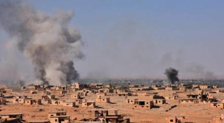 """ضربات جوية جديدة تستهدف """"الحرس الثوري"""" في بادية البوكمال"""