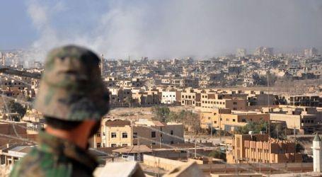 بعد الضربات الإسرائيلية.. عناصر يتركون الميليشيات الإيرانية بدير الزور وينضمون للروس