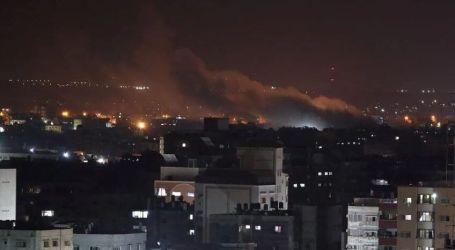 قصف إسرائيلي على ريفي السويداء ودمشق بعد يومين على زيارة قادة من الحرس الثوري