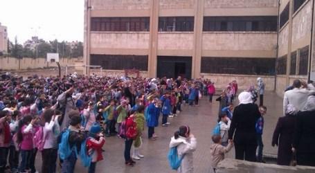 مدارس أحياء حلب الشرقية بؤرة لانتقال فيروس كورونا والسلطة تصم أذنيها