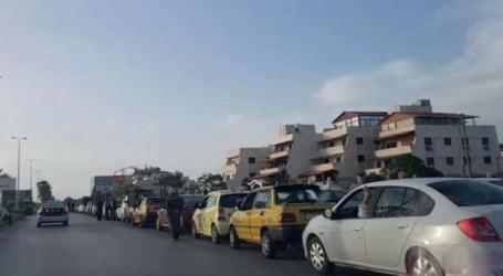 عناصر السلطة السورية يستغلون أزمة المحروقات لجمع الأموال لأنفسهم
