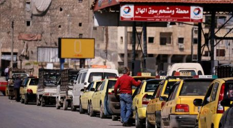 دمشق تشهد أزمة وقود جديدة لم تعشها من قبل