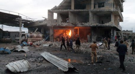 """خلال 24 ساعة.. 3 انفجارات تضرب مناطق """"الجيش الوطني"""" بحلب وسقوط 77 ضحية"""
