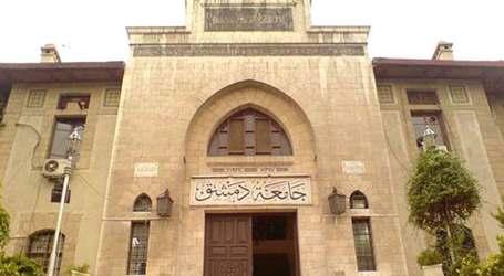 مع بدء الامتحانات.. جامعة دمشق ناقل كبير لفيروس كورونا والسلطات لا تبالي