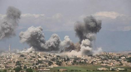 روسيا تخرق اتفاق إدلب وتقصف المنطقة وتوقع جرحى بينهم أطفال
